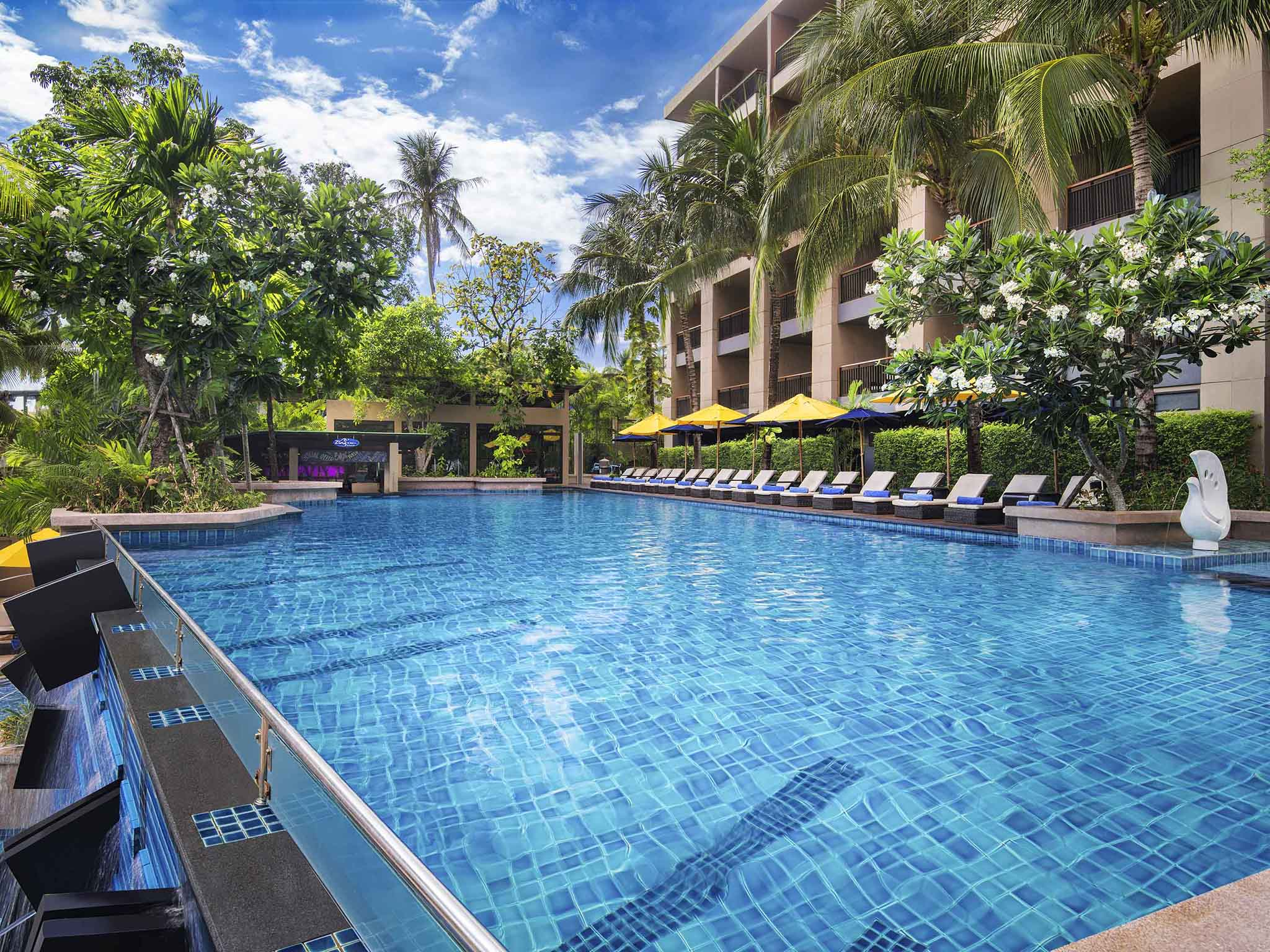Otel – Novotel Phuket Kata Avista Resort & Spa