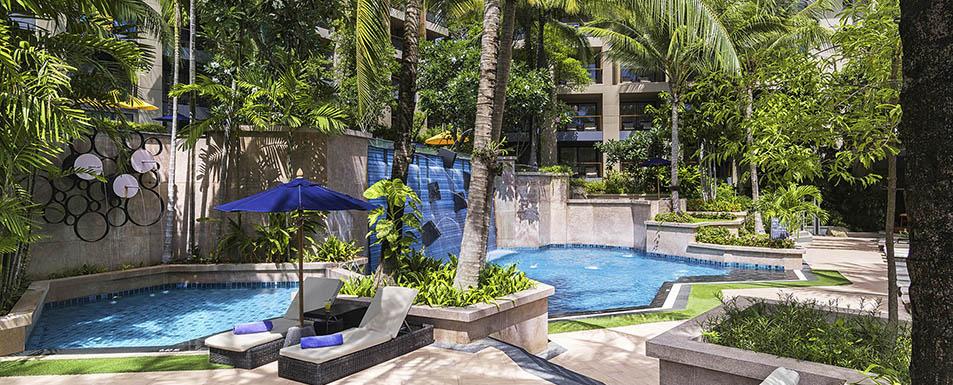 Avista Phuket Resort And Spa Kata Beach Karon Phuket Thailand