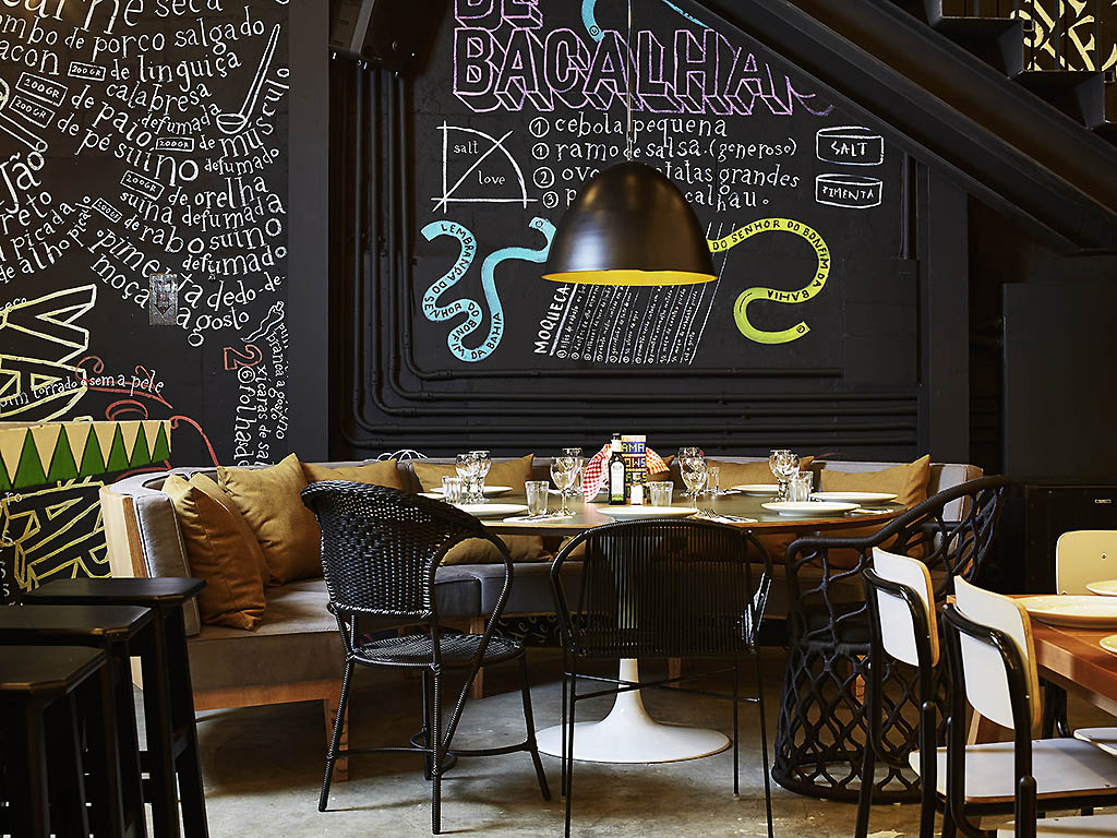 RESTAURANTE MAMA SHELTER RIO DE JANEIRO - Restaurants by AccorHotels