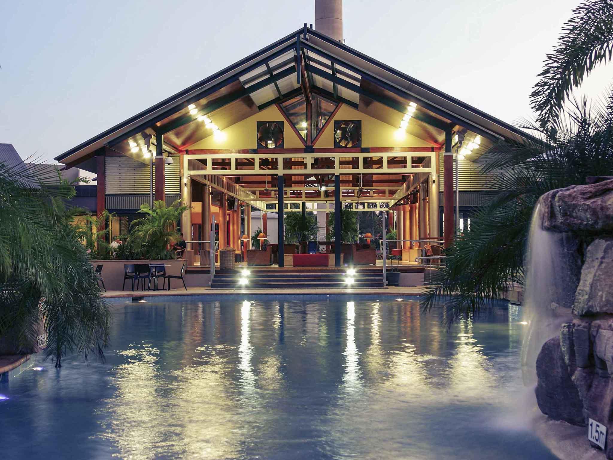 โรงแรม – Mercure Darwin Airport Resort