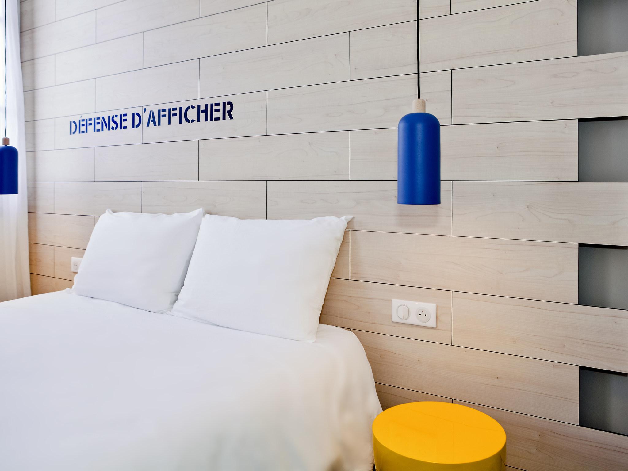 โรงแรม – ibis Styles Châlons-en-Champagne Centre