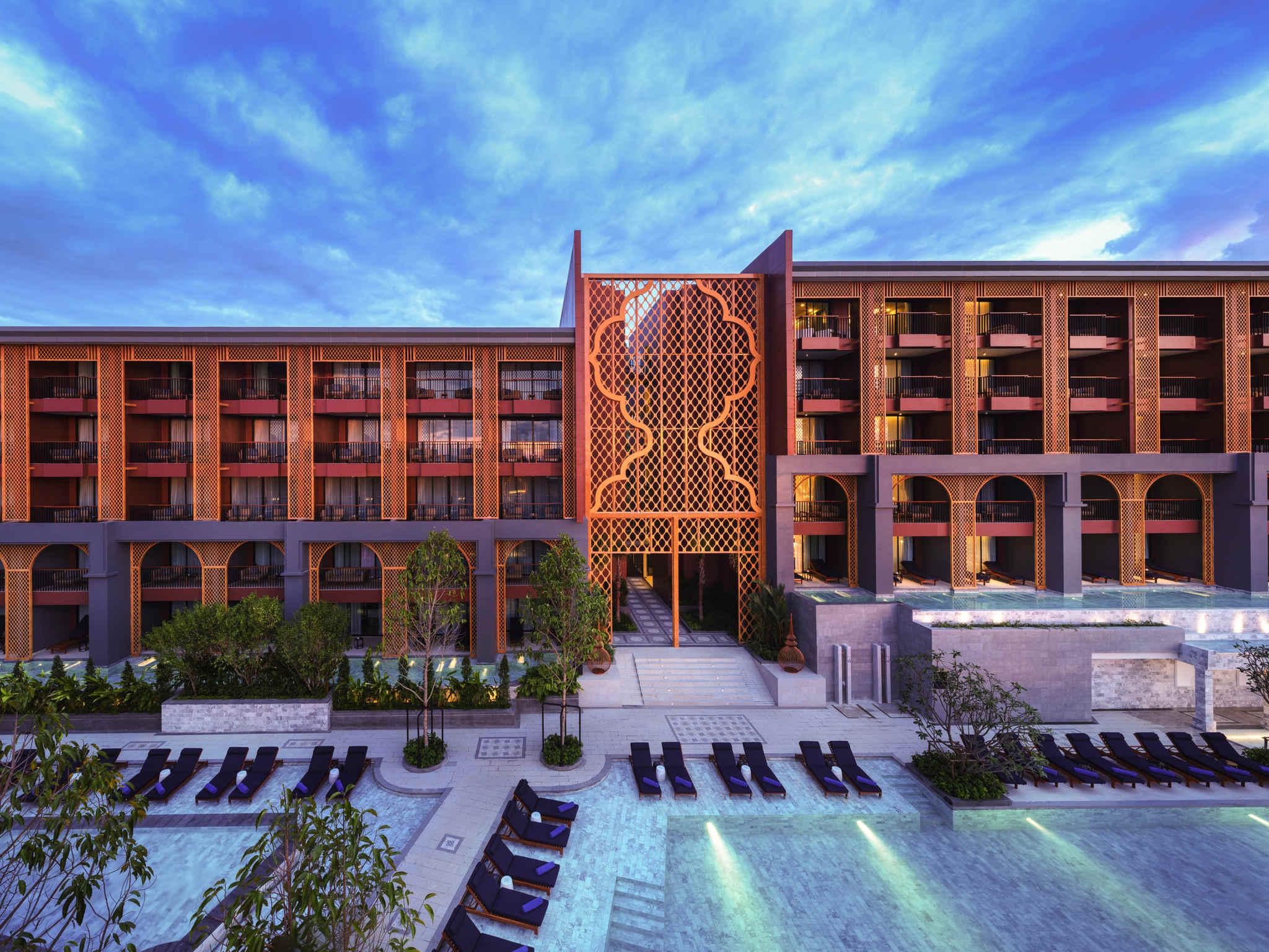 โรงแรม – อวิสต้า แกรนด์ ภูเก็ต กะรน เอ็มแกลเลอรี บาย โซฟิเทล