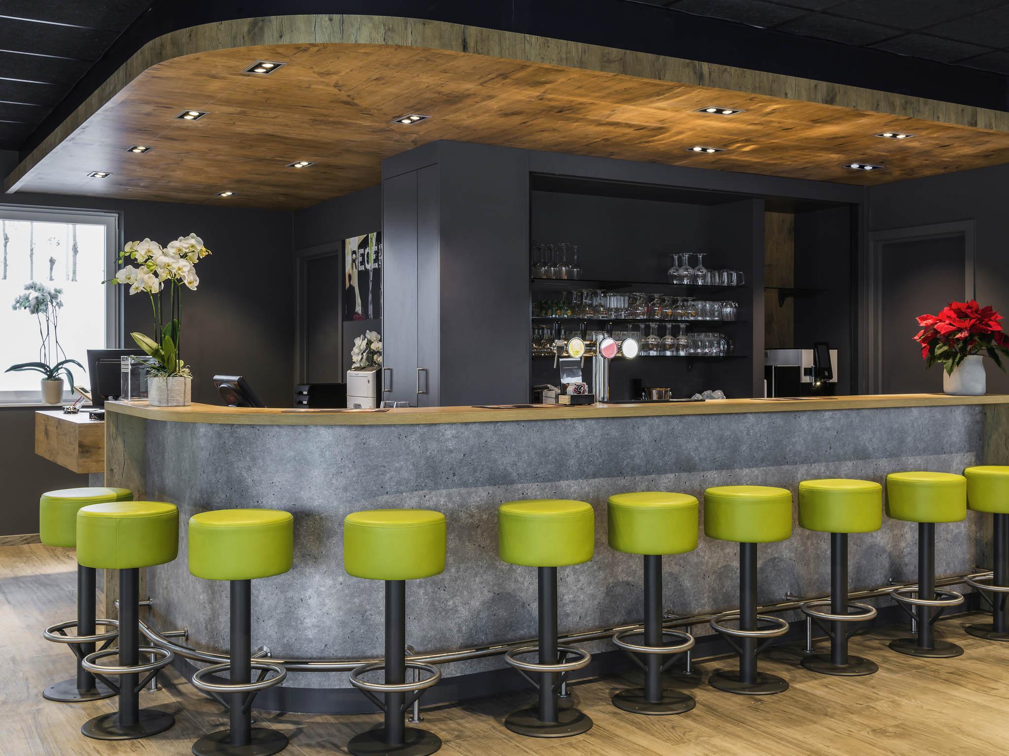 Hotel - ibis budget Brugge Jabbeke