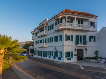 Hotel in Cartagena - Sofitel Legend Santa Clara Cartagena