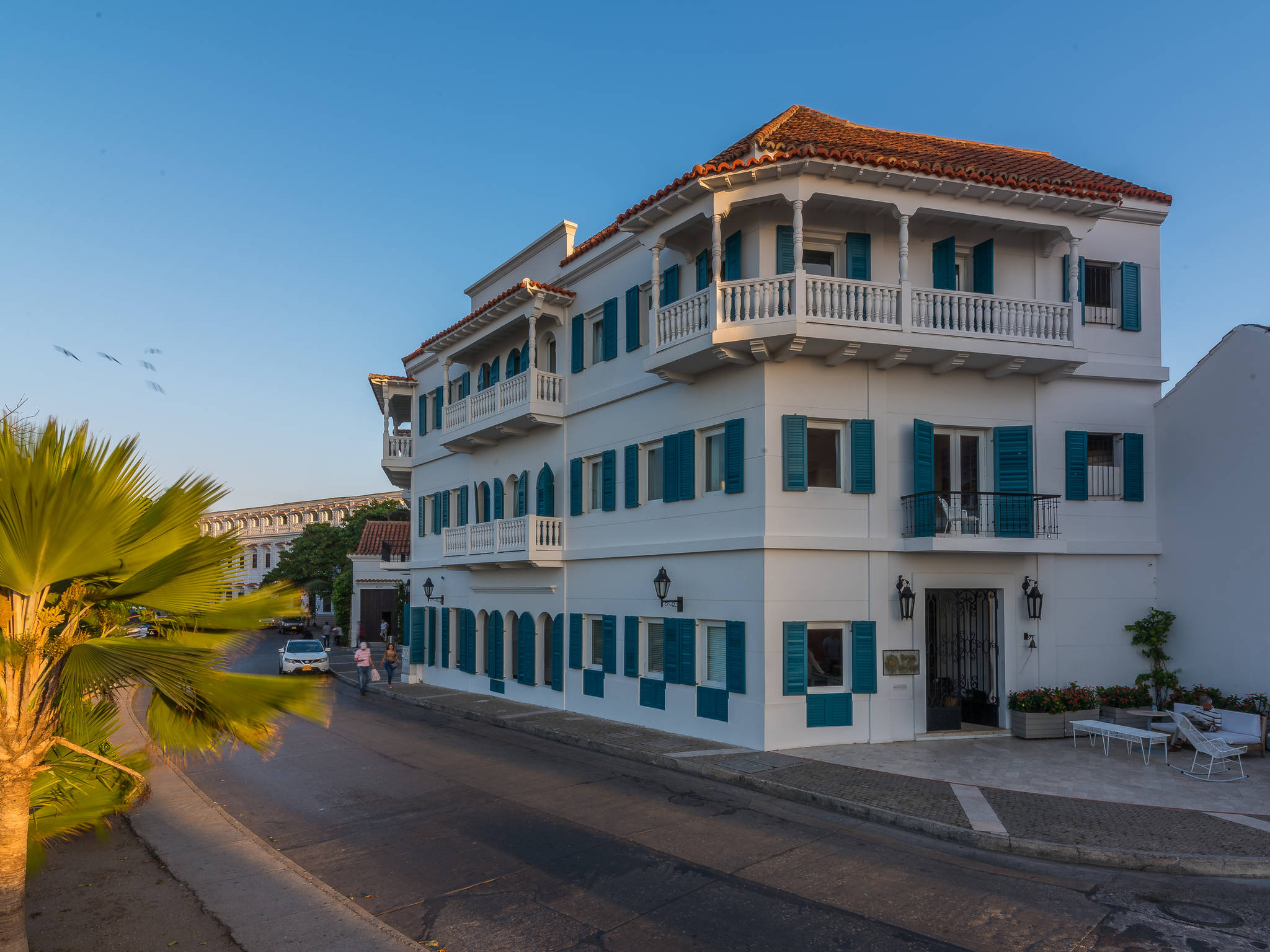 호텔 – Hotel Boutique Bovedas de Santa Clara