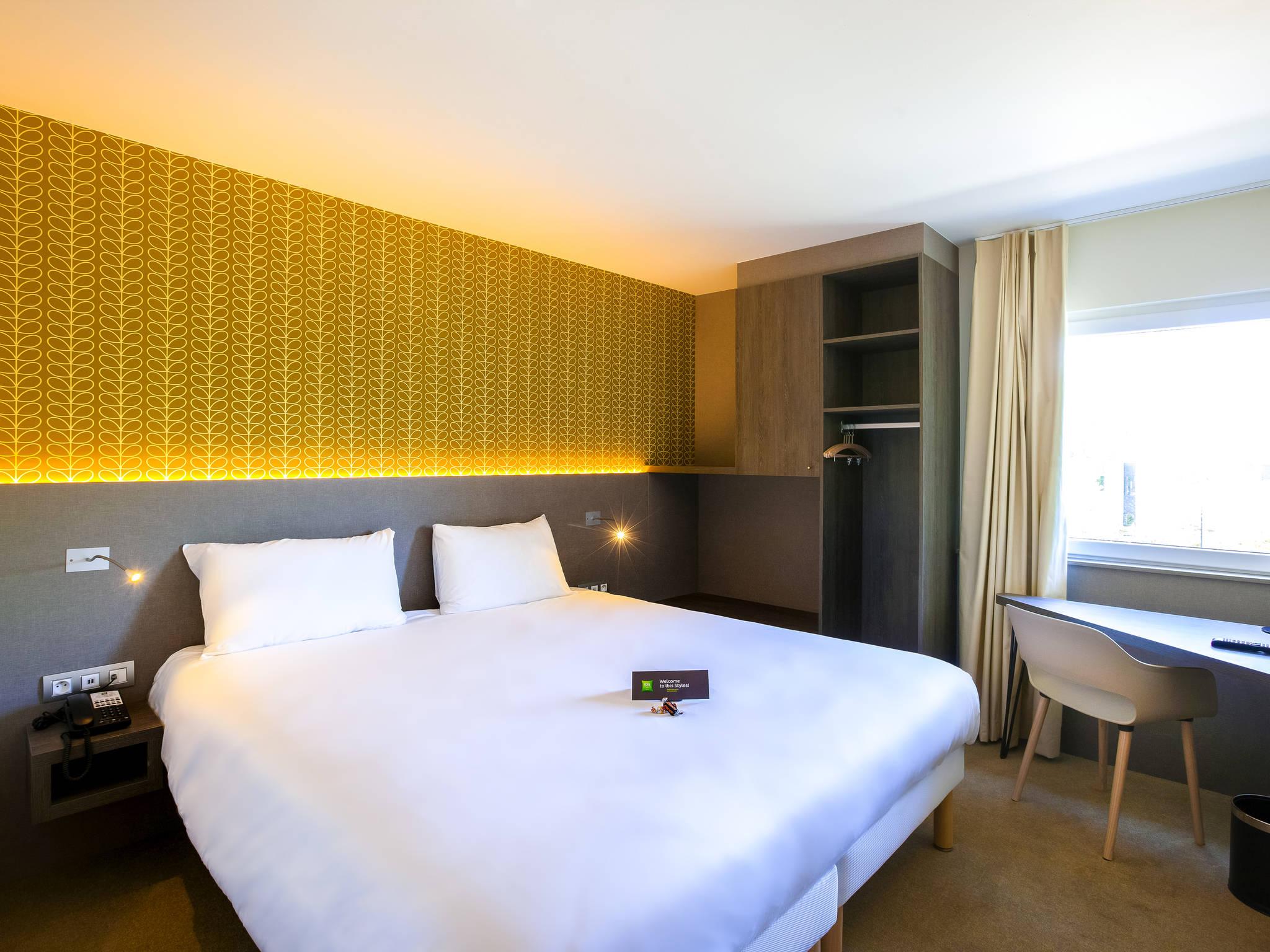 Hotell – ibis Styles Kortrijk Expo