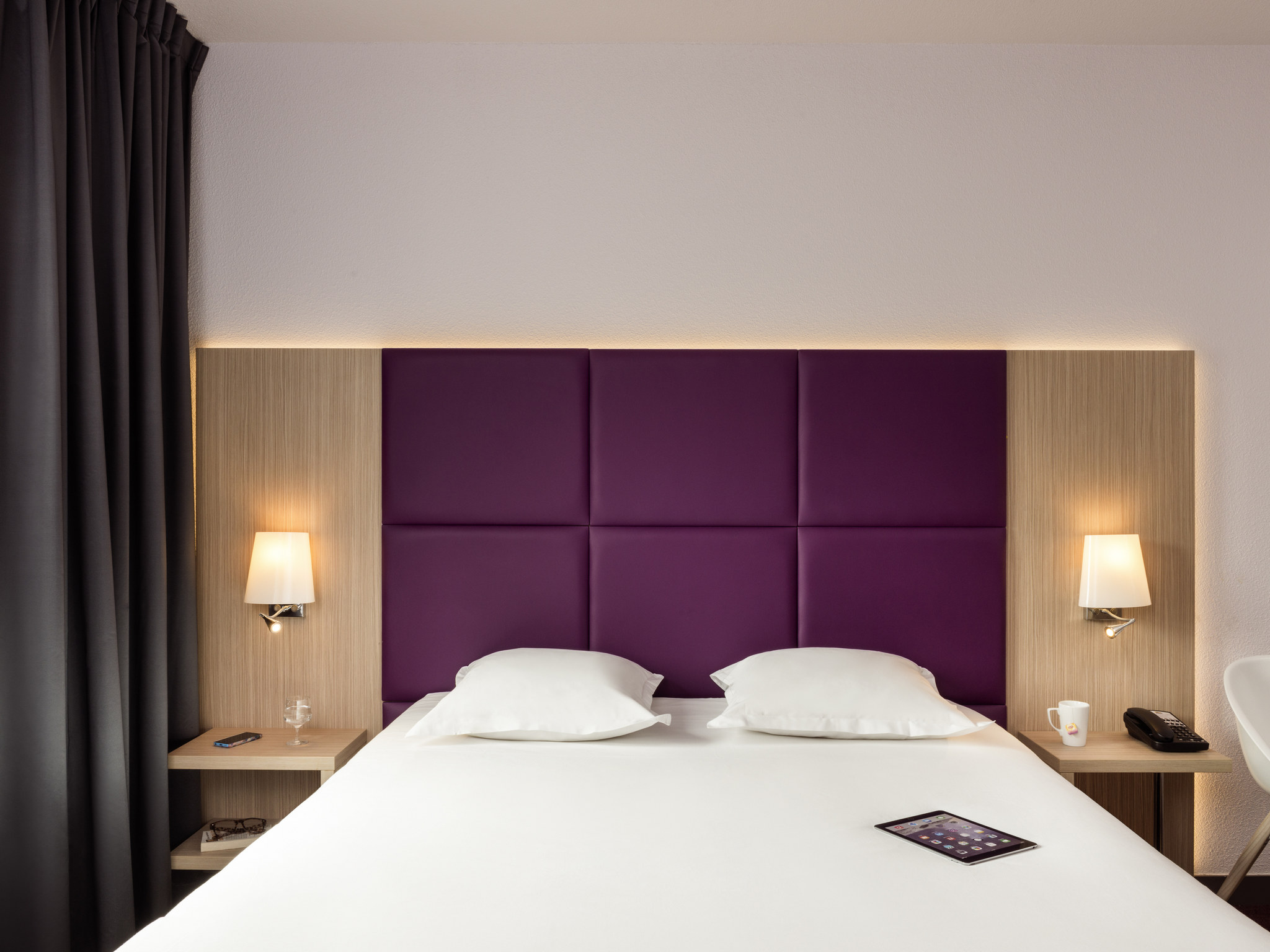 酒店 – 巴黎马拉科夫阿德吉奥沙蒂永公寓酒店