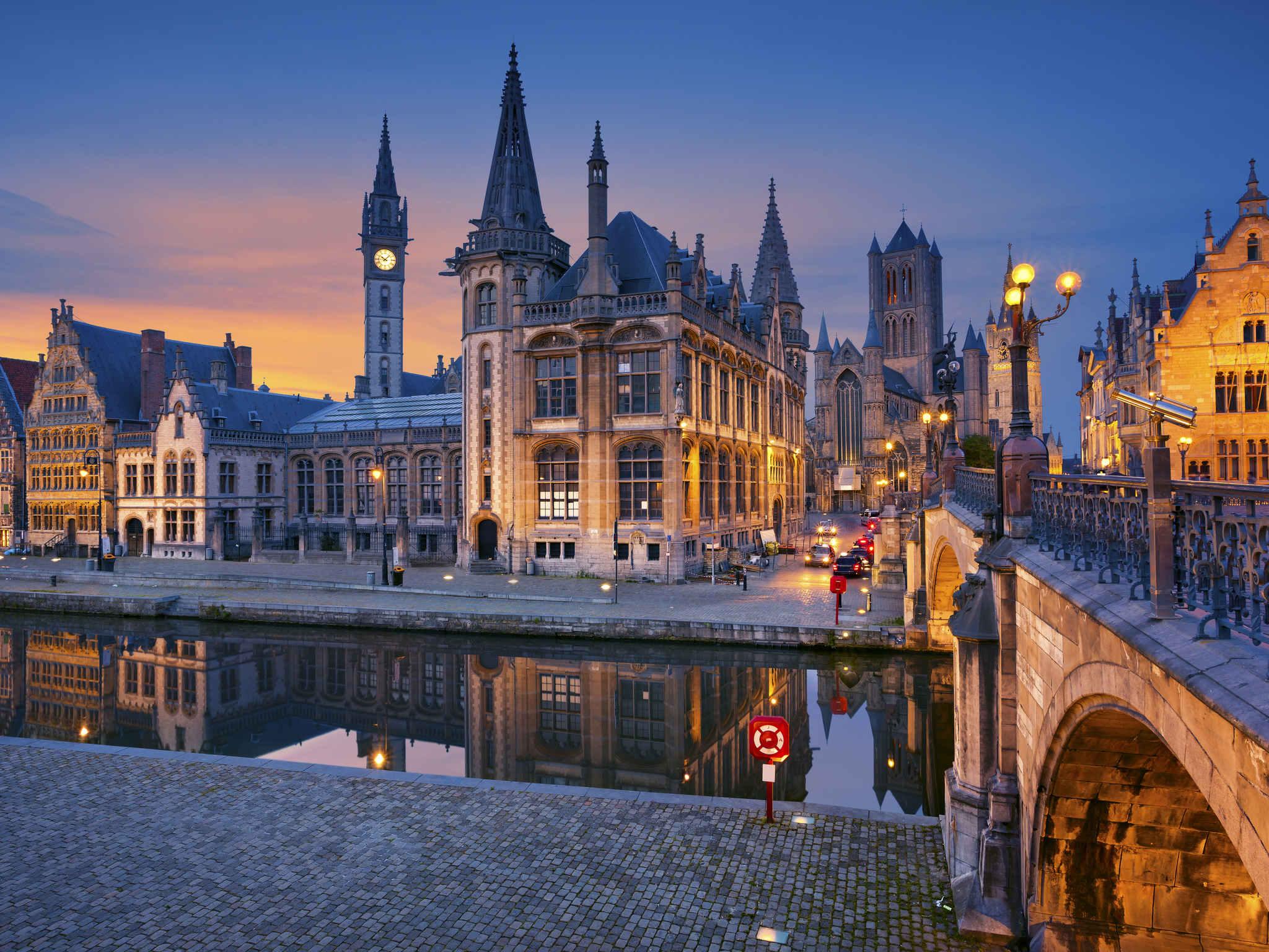 Hotel in GENT ibis budget Gent Centrum Dampoort