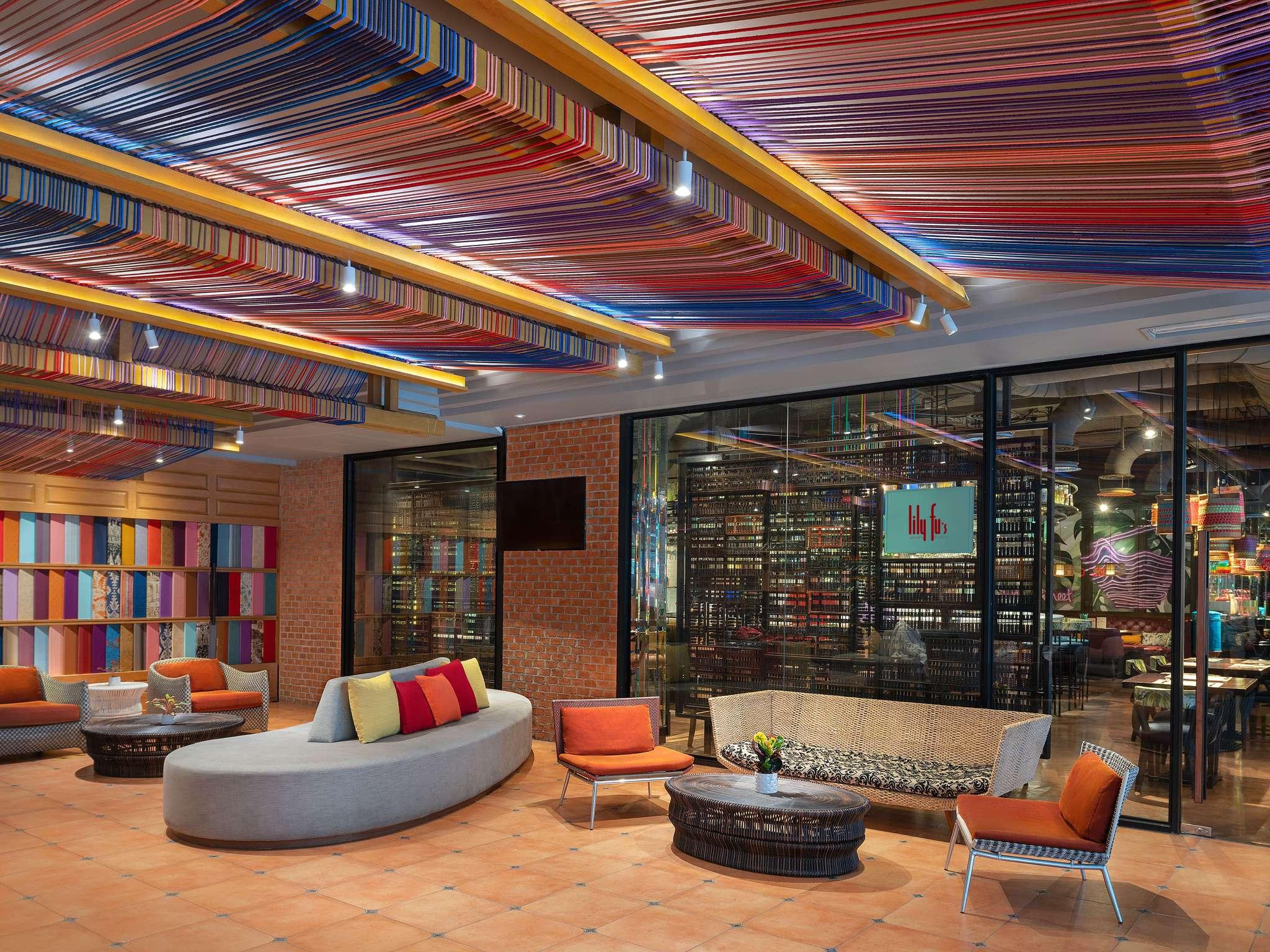 فندق - فندق مركيور Mercure بانكوك سوكومويت 11
