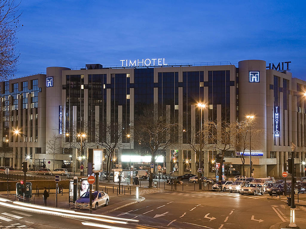 Hotel in paris timhotel berthier paris 17 - Theatre berthier porte de clichy ...