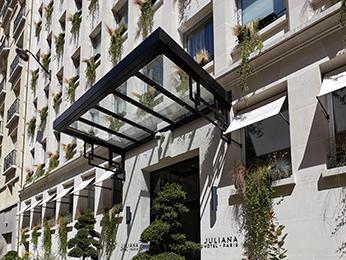 Hotel Juliana Paris