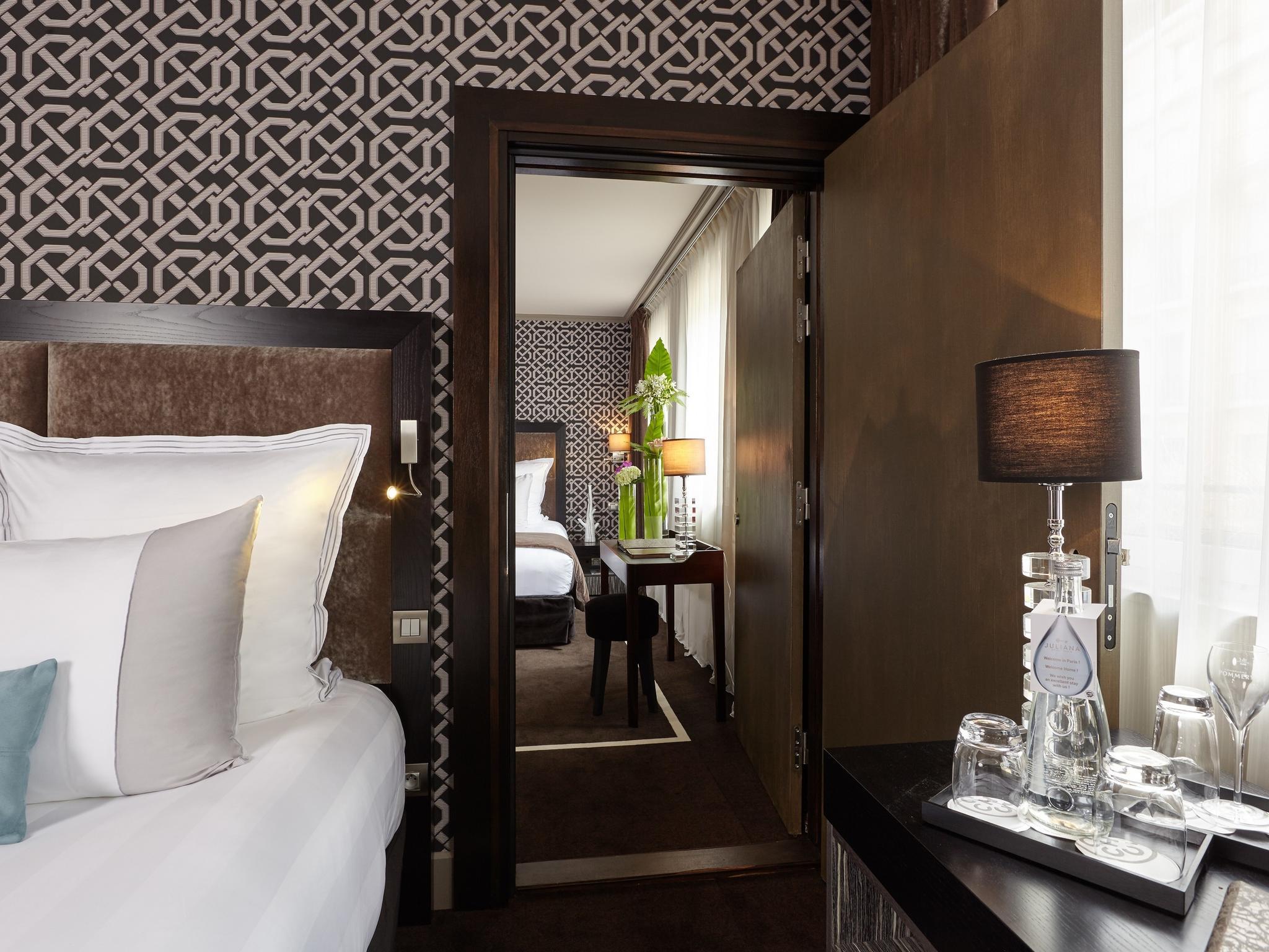 Hotel in PARIS Hotel Juliana Paris