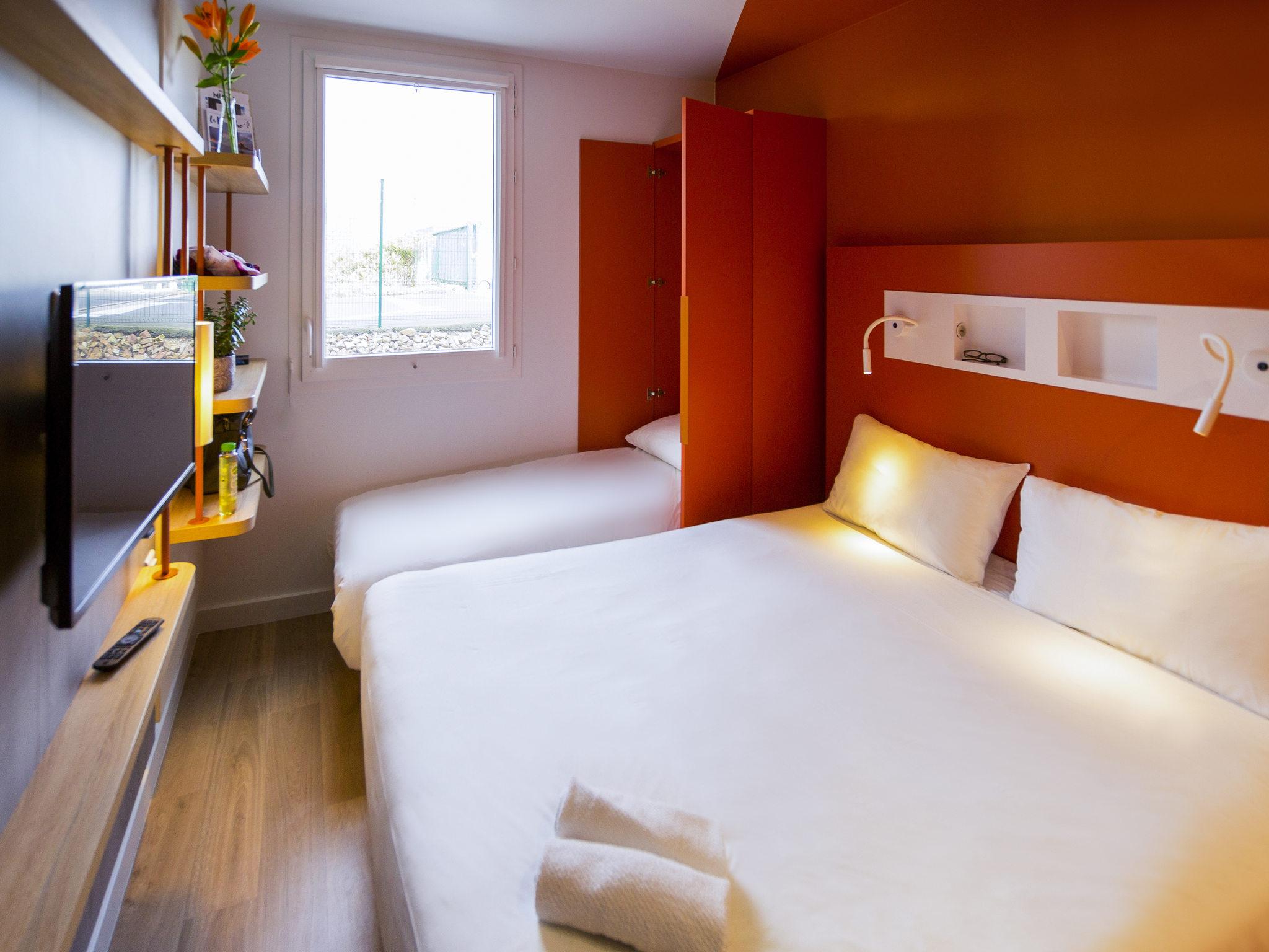 ホテル – ibis budget Dieppe Centre Port