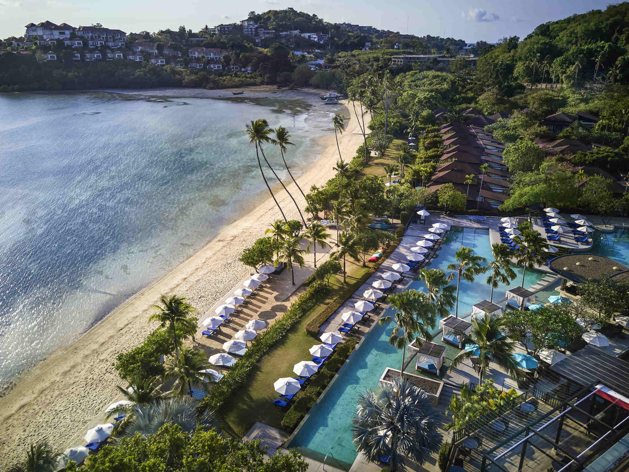Hotel – Pullman Phuket Panwa Beach Resort