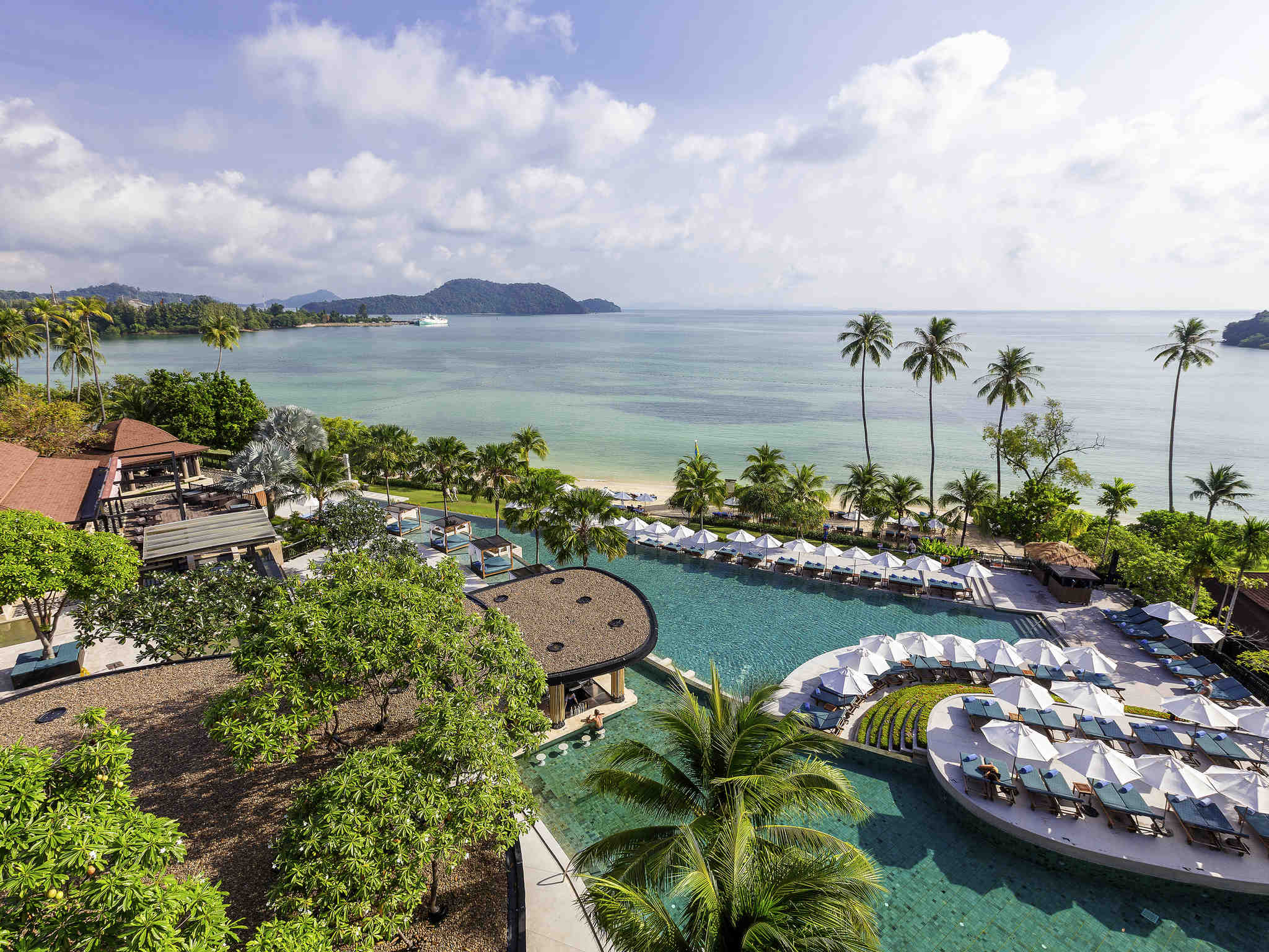 酒店 – 普吉岛攀瓦海滩铂尔曼度假酒店