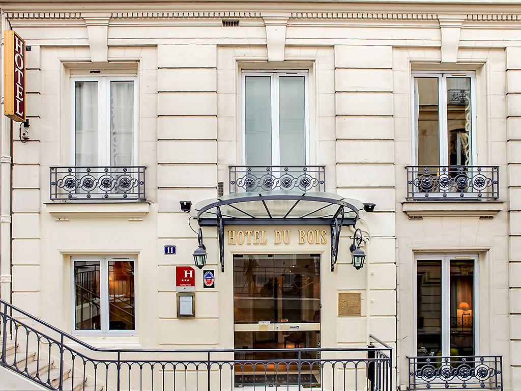 Home > FRANCE hotels > PARIS hotels > Hôtel du Bois ~ Jardinerie Delbard Bois Paris