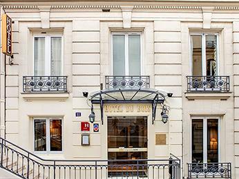 Hotel Du Bois