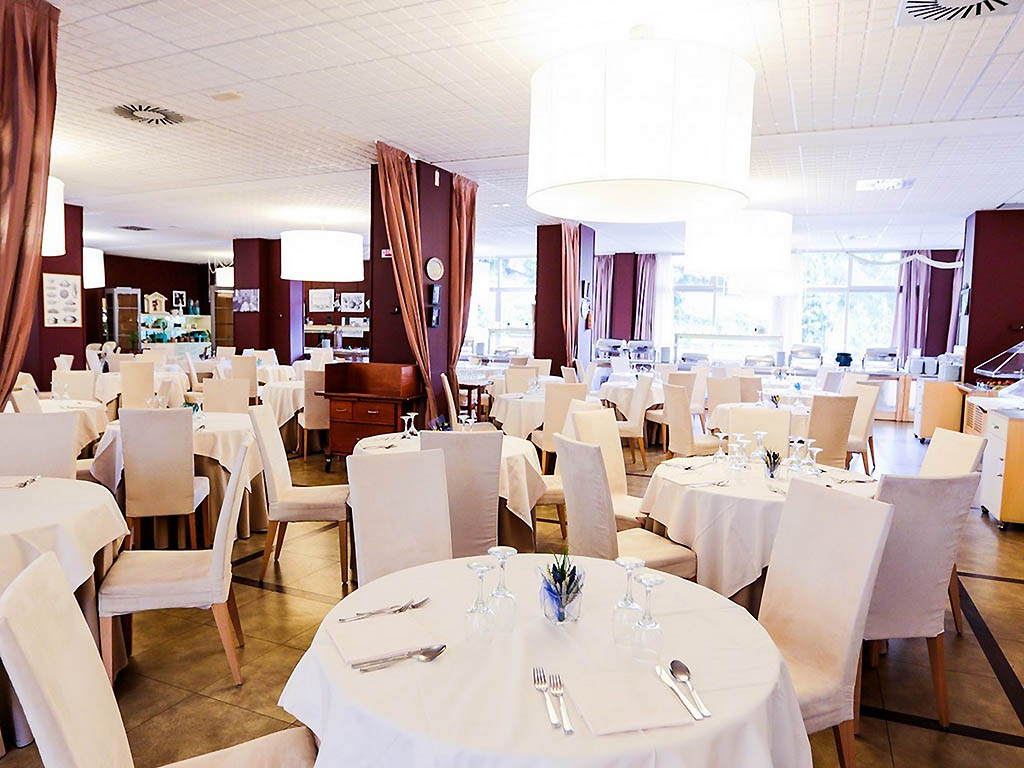 ristorante roseo euroterme wellness resort