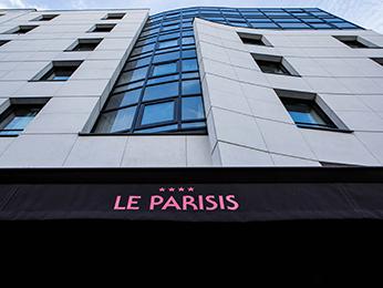 Hotel Le Parisis Paris Tour Eiffel