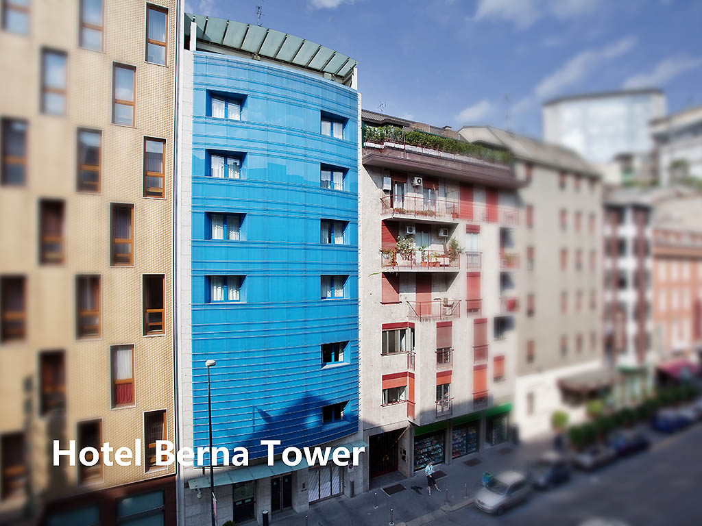 Berna Hotel Milano