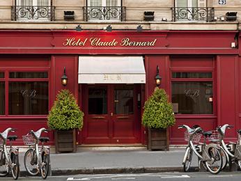 Hotel Claude Bernard Saint Germain