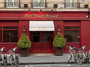 Hotel Claude Bernard Saint Germain