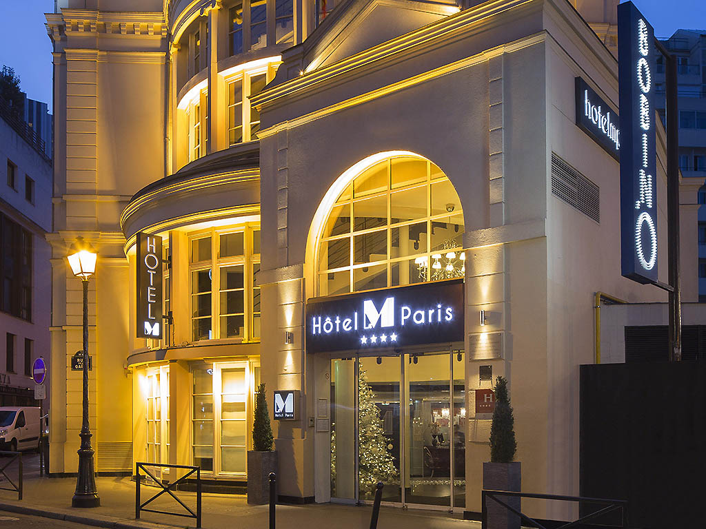 Favori Hotel in PARIS - Hôtel Le M Paris OS69