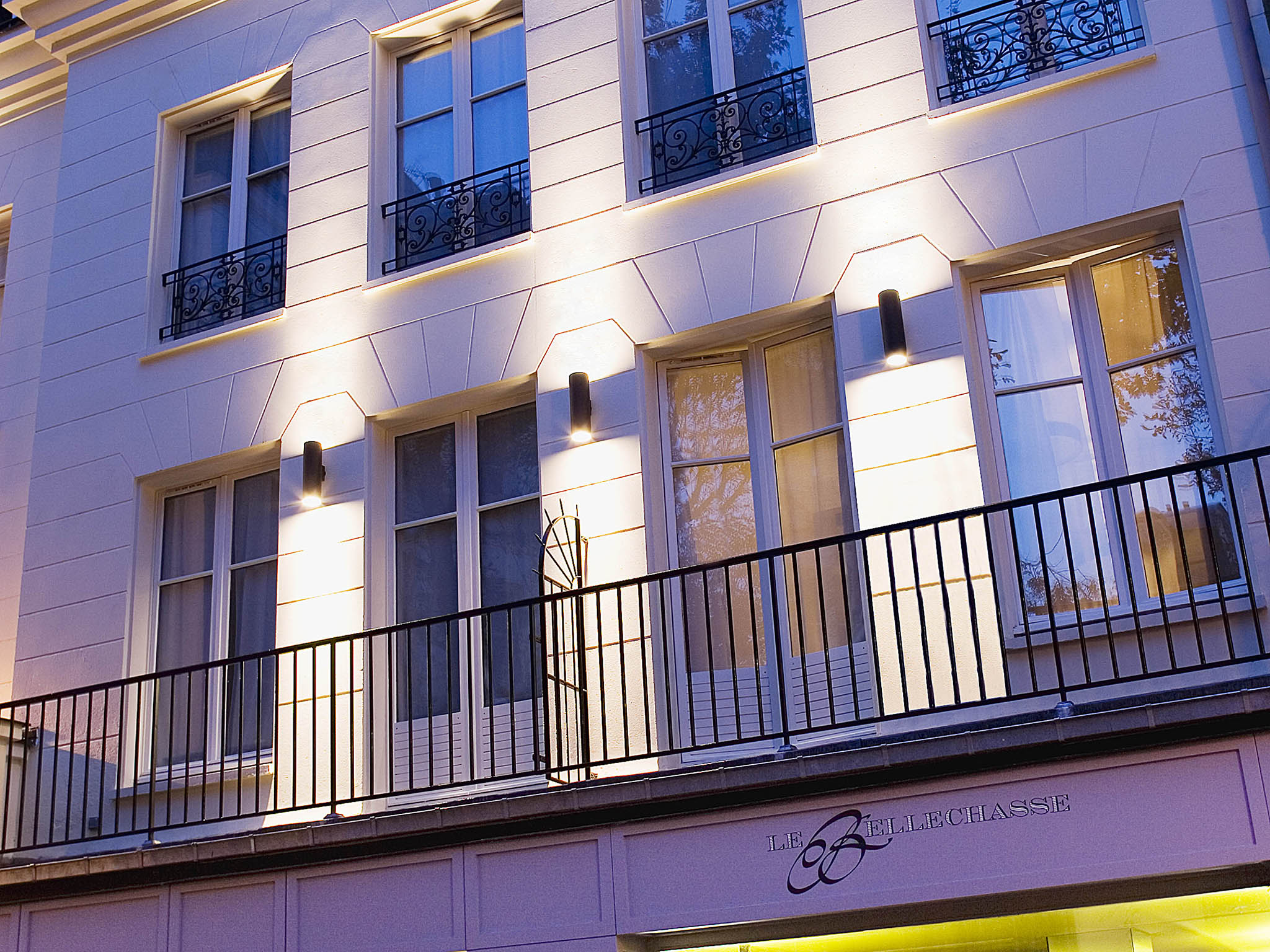 Hotel in paris le bellechasse saint germain for Hotel saint germain