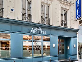 Hotel Opera D'Antin