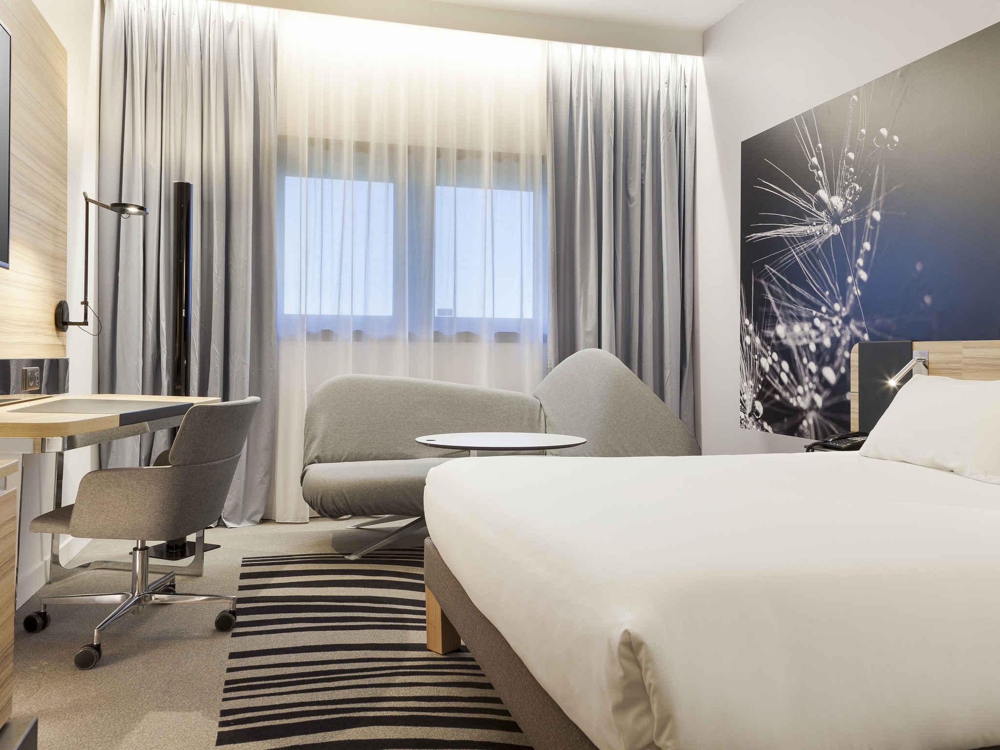 酒店 – 诺富特图尔中心火车站酒店