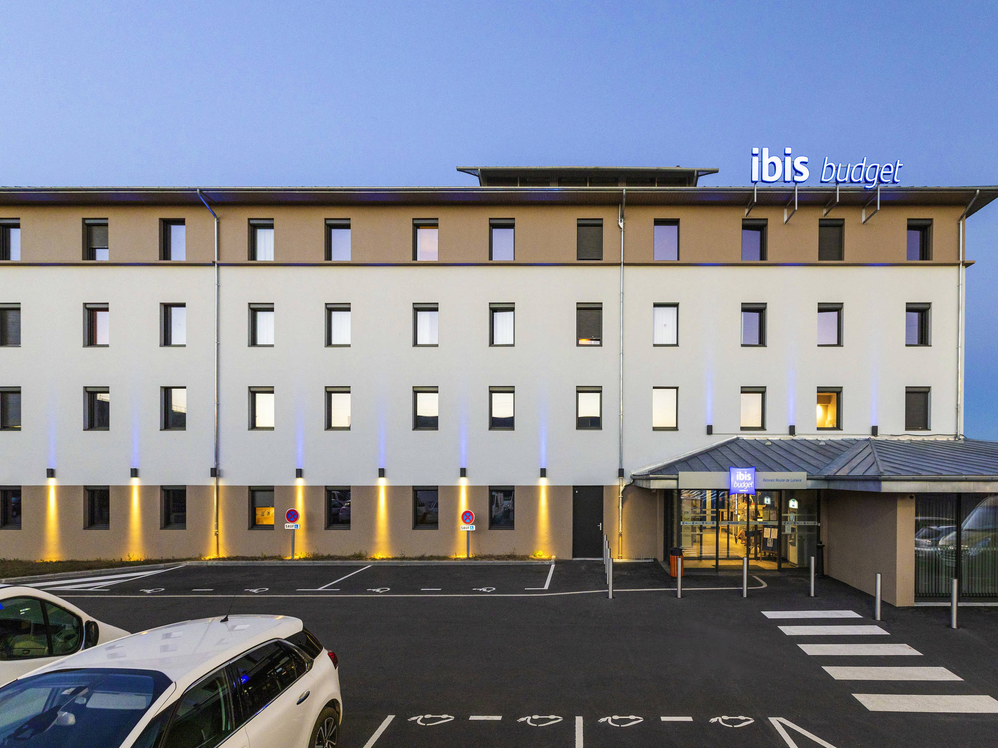 Hotel – ibis budget Rennes Route de Lorient
