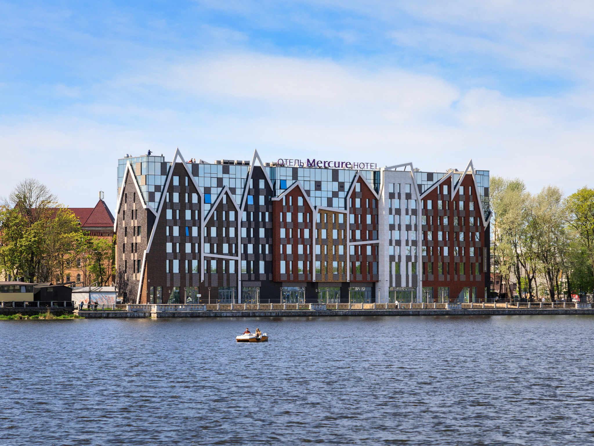호텔 – Mercure Kaliningrad (opening June 2018)