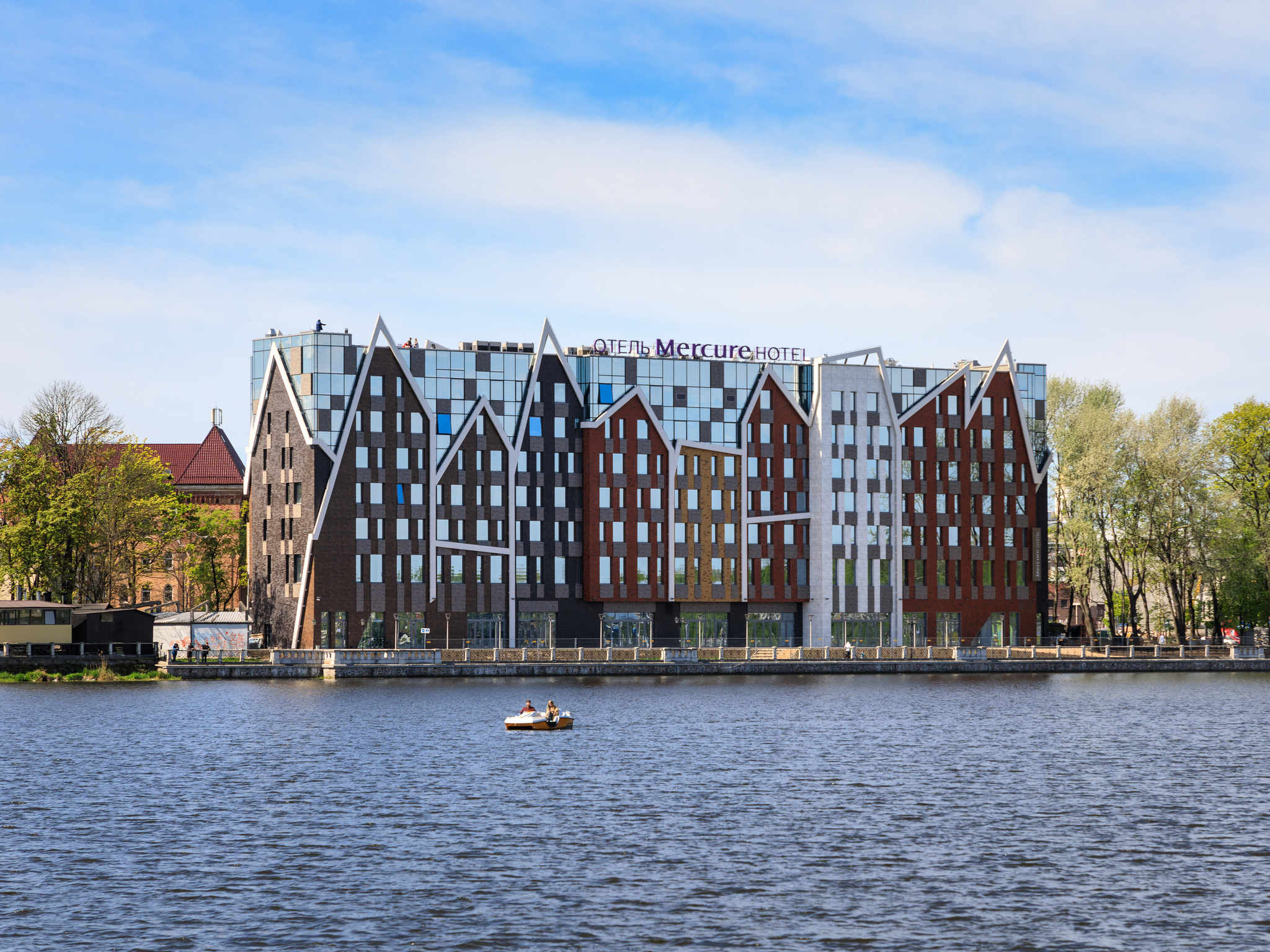 Hotel - Mercure Kaliningrad