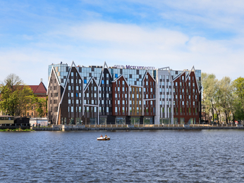 Mercure Kaliningrad (opening June 2018)