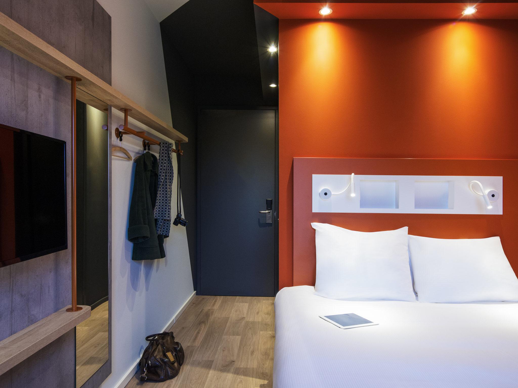 Hotel – ibis budget Rotterdam The Hague Airport