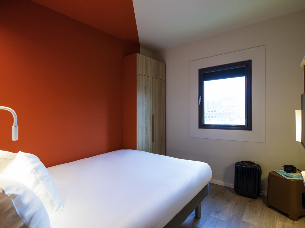H tel rotterdam ibis budget rotterdam the hague airport for Chambre 121 gratuit