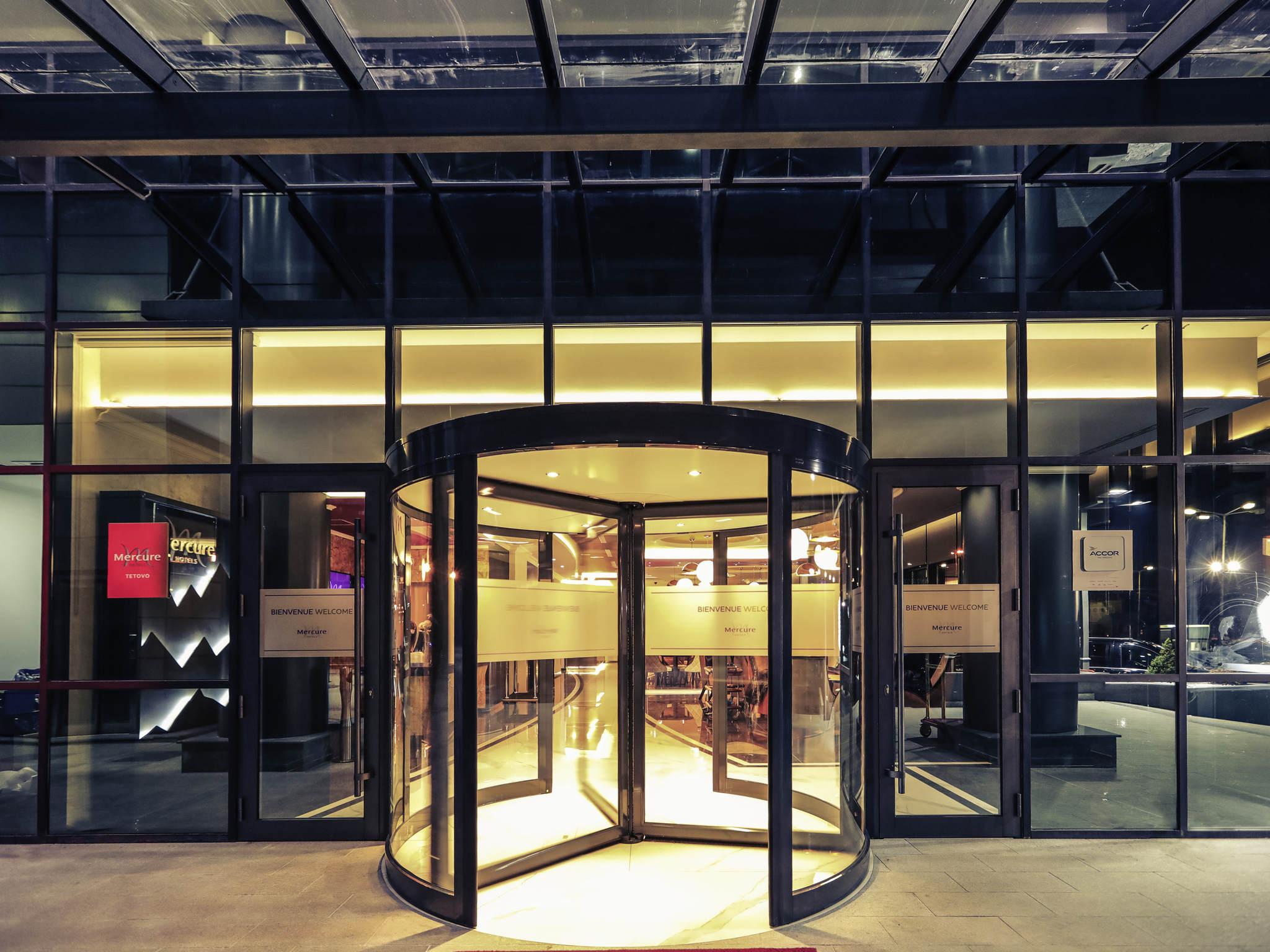 โรงแรม – Mercure Tetovo