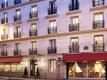 Hotel Turenne Le Marais