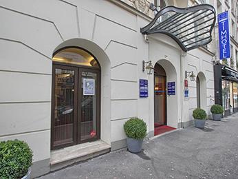Timhotel Tour Montparnasse
