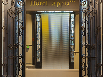 Hotel Appia La Fayette