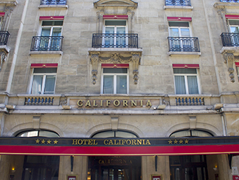 Hotel California Champs Elysees
