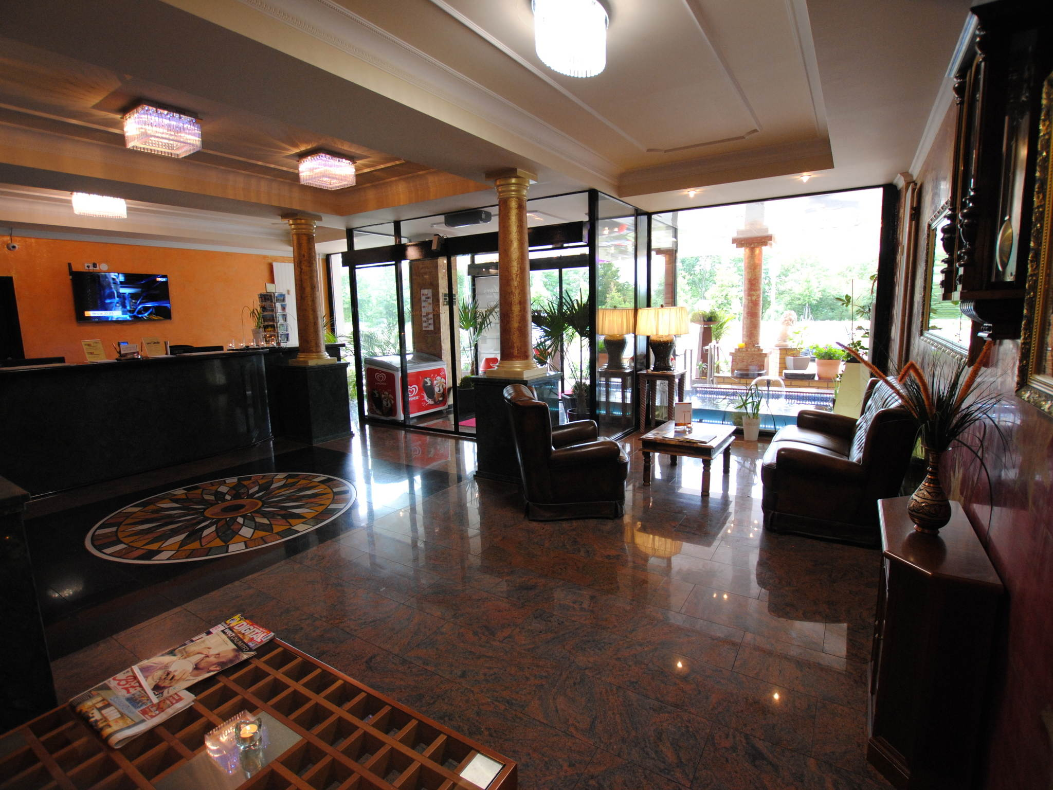 Hotel In Berlin The Agas Hotel Berlin
