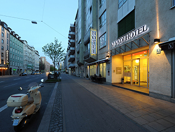 Vi vadi Hotel Downtown Munich
