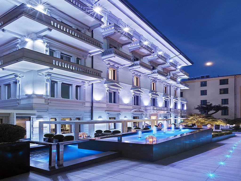 Hotel Montecatini Palace Montecatini Terme