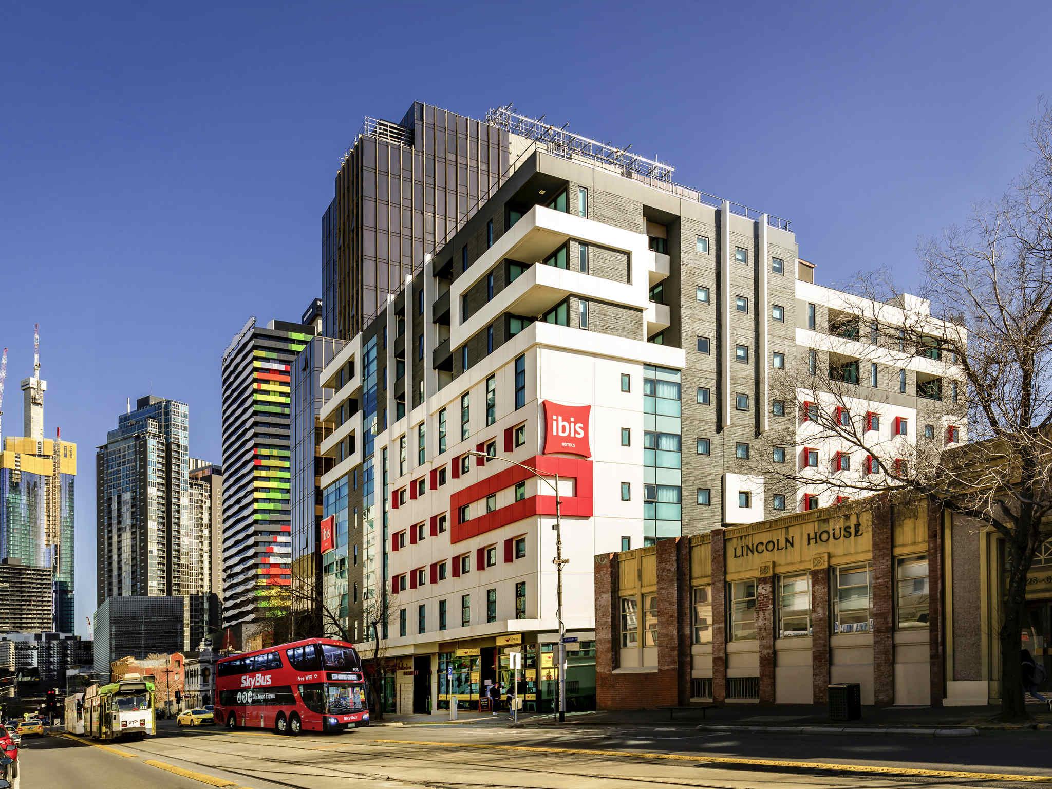 ホテル – ibis Melbourne Swanston Street