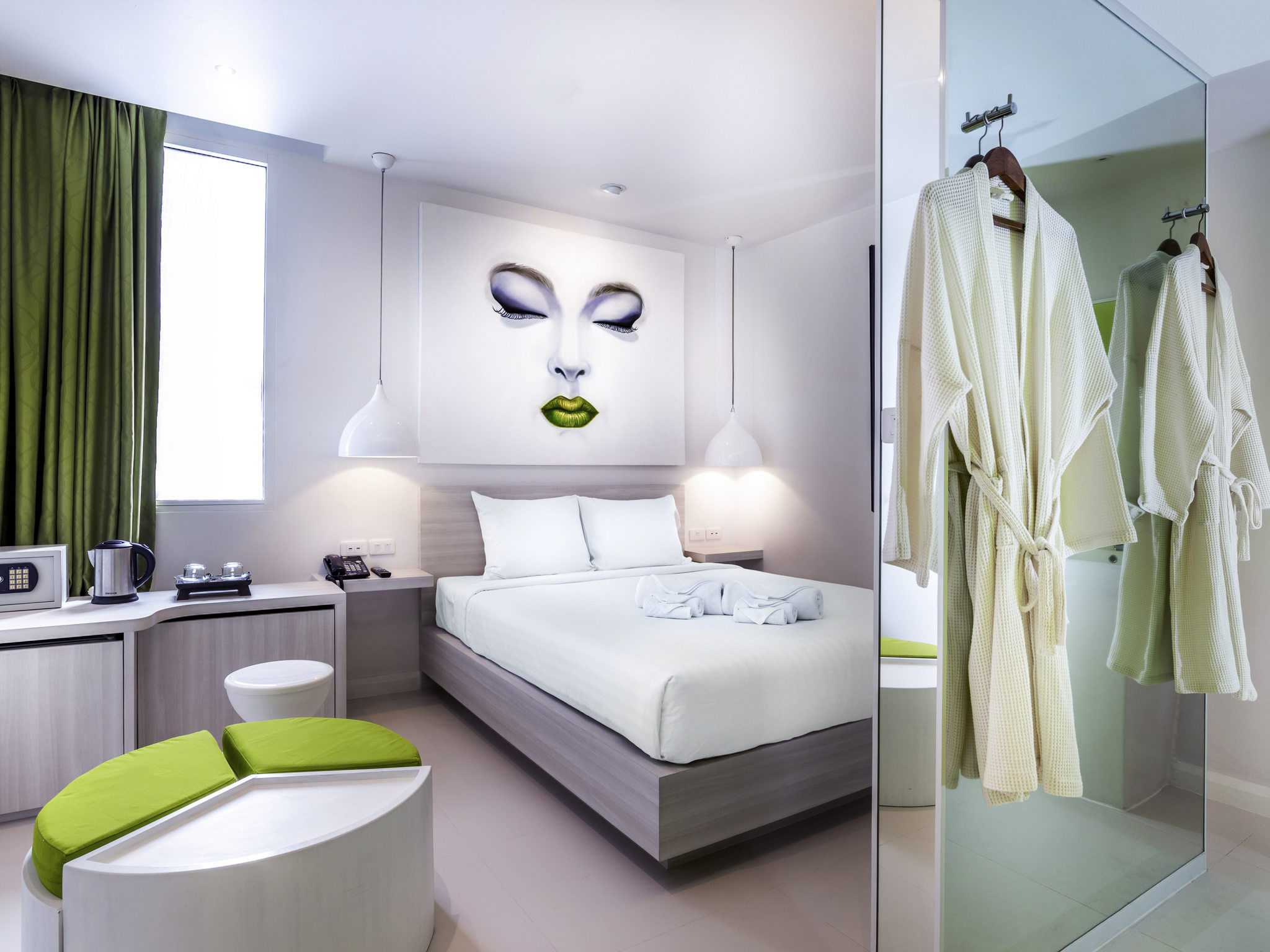 Hotell – ibis Styles Koh Samui Chaweng Beach (Opening End of 2018)