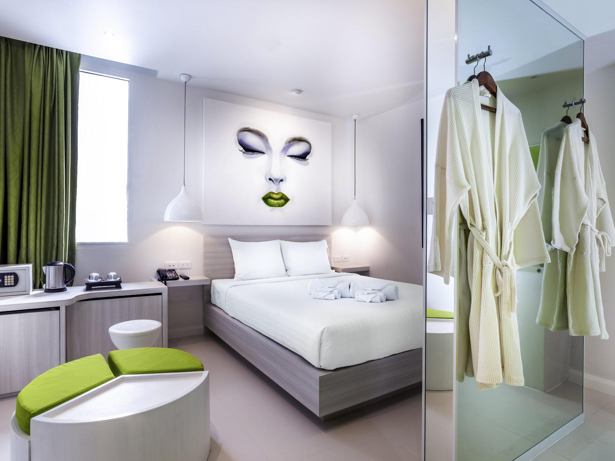 酒店 – 宜必思尚品苏梅岛查汶海滩酒店(2018 年底开业)
