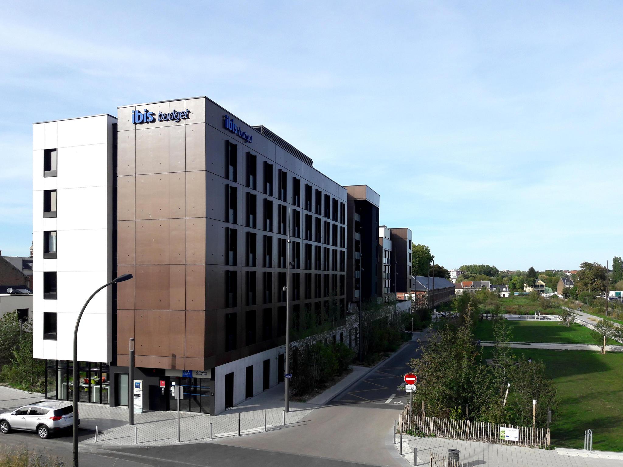 Hotel Ibis Budget Amiens Centre Gare Amiens