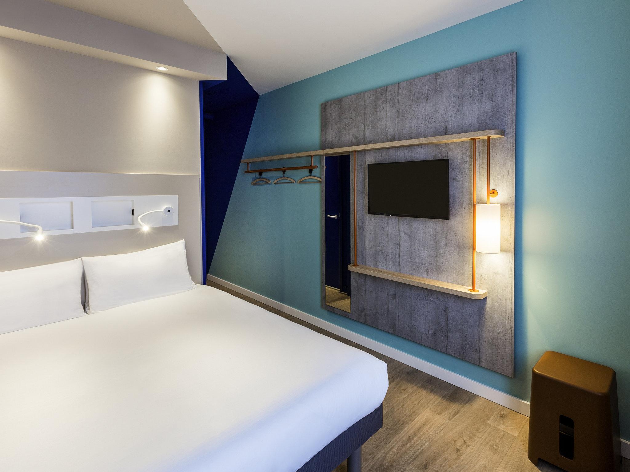 Отель — ibis budget Амстердам Сити Юг