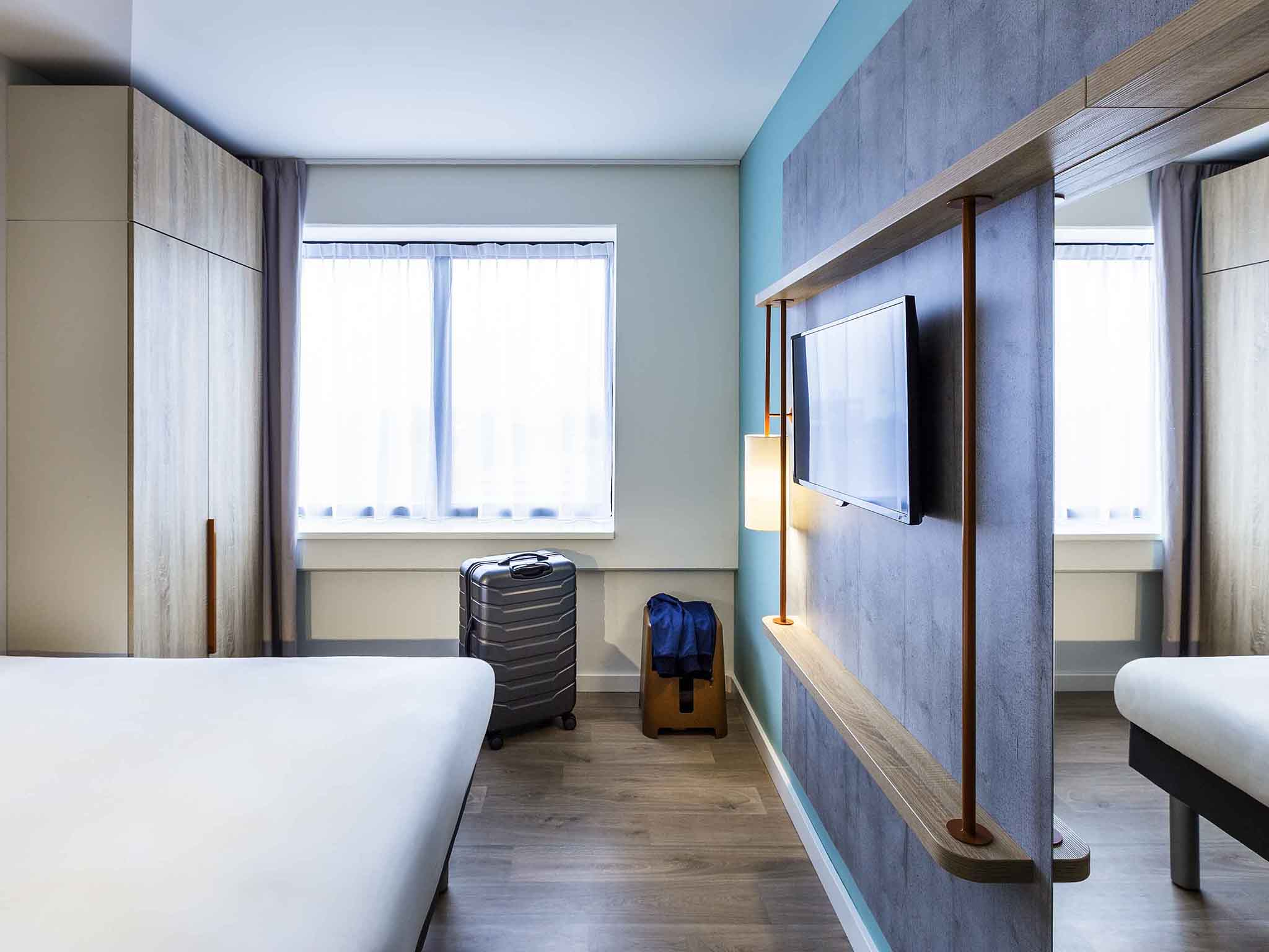 Cheap Hotel Amsterdam South Ibis Budget Near Rai